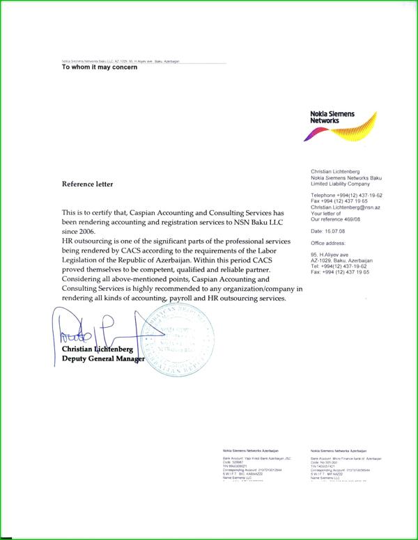 Nokia Siemens Networks Baku LLC